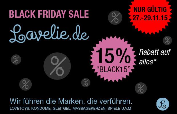 Lass dich verführen - Lavelie gewährt 15% Rabatt auf