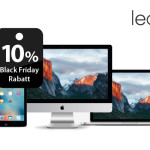 Leapp.de gibt 10% Rabatt auf refurbished iPhones, iPads, MacBooks & iMacs am Black Friday!