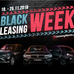 Günstige Leasingautos in der Black Leasing Week auf LeasingMarkt.de