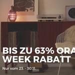 Orange Week bei LEDvance mit bis zu 63% Rabatt auf ausgesuchte Artikel