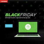 Black Friday bei Lenovo – Spare jetzt 15% auf alles