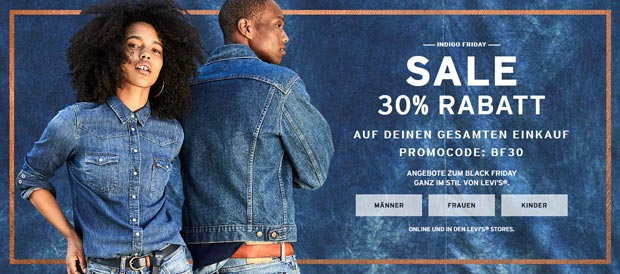 Levi's® Indigo Friday 2017