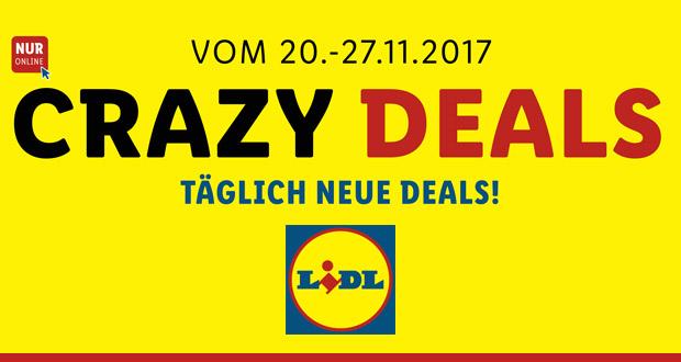Lidl Crazy Deals 2017