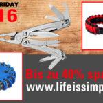 Leatherman Wingman 40% günstiger und weitere Produkte bei Life is simple radikal reduziert!