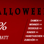 Happy Halloween bei Lightinthebox: Bis zu 40% Rabatt