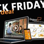 Lerne jetzt eine neue Sprache und spare bis zu 50% mit dem LinguaTV Premium Account
