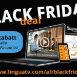 Erhalte jetzt 50% Rabatt beim Kauf eines Premium Accounts von LinguaTV