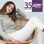 Green Friday bei Living Crafts mit 30% Rabatt auf nachhaltige und fair produzierte Mode