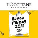 20% Rabatt auf alle Produkte im L'Occitane Shop*