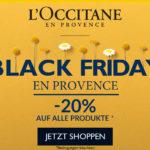 Black Friday en Provence -20% Rabatt auf alle Produkte