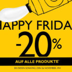 Happy Friday bei L'Occitane, 20% auf Gesichtspflege, Parfums oder Handcremes*
