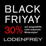 30% auf ausgewählte Artikel der aktuellen Winter- und Herbstkollektion von Lodenfrey