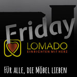 Für alle, die Möbel lieben – 50 EURO Rabatt auf deine Bestellung bei Lomado