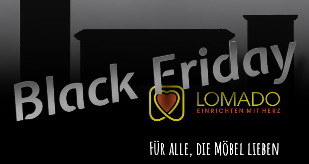 Lomado Black Friday 2018