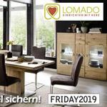 5% Rabatt auf alle Produkte ohne Mindestbestellwert im Onlineshop von LOMADO