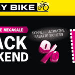 Lucky Bike Mega Sale mit bis zu 56% Rabatt aus ausgewählte Produkte