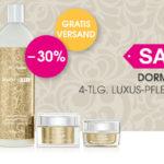 30% Rabatt & versandkostenfreie Lieferung auf 4-teilige Luxus-Pflege-Set von M. Asam