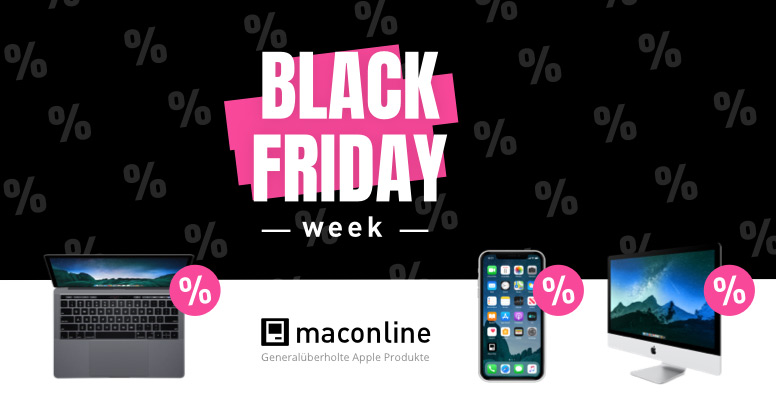 Maconline Black Friday 2020