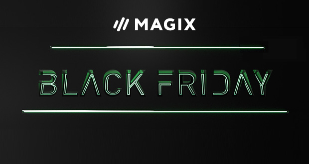 Magix Black Friday 2018