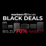 Nur heute bis zu 25% Rabatt auf zahlreiche Artikel im Onlineshop von Markenkoffer.de