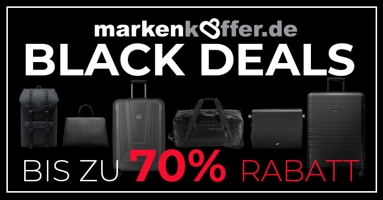 Markenkoffer.de Black Friday 2019