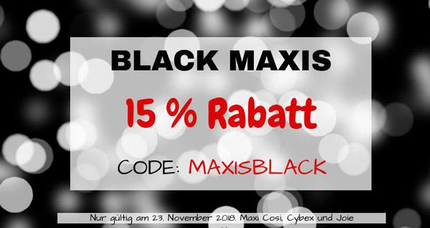 Maxis Babywelt Black Friday 2018