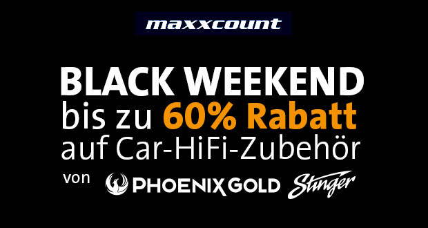 Maxxcount Black Friday 2017