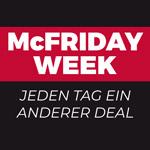 McFRIDAY Week im Store von McTREK – Jeden Tag ein anderer Deal mit bis zu 50% Rabatt