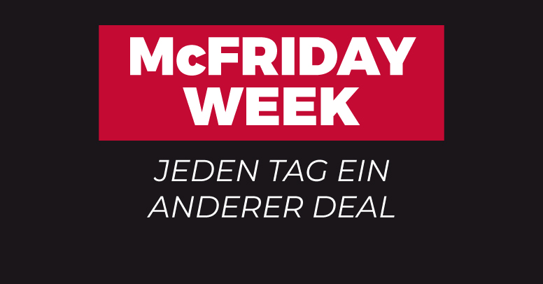 McTREK Black Friday 2019