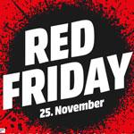 Red Friday bei Media Markt – PS4 für 196 EURO und viele weitere Top Angebote!