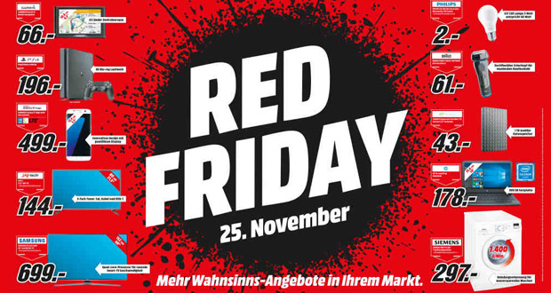 Media Markt Black Friday 2016