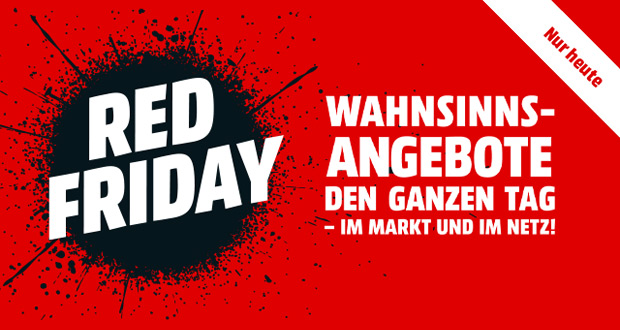 Media Markt Black Friday 2018