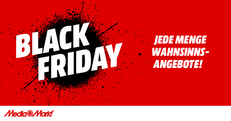MediaMarkt Black Friday 2019