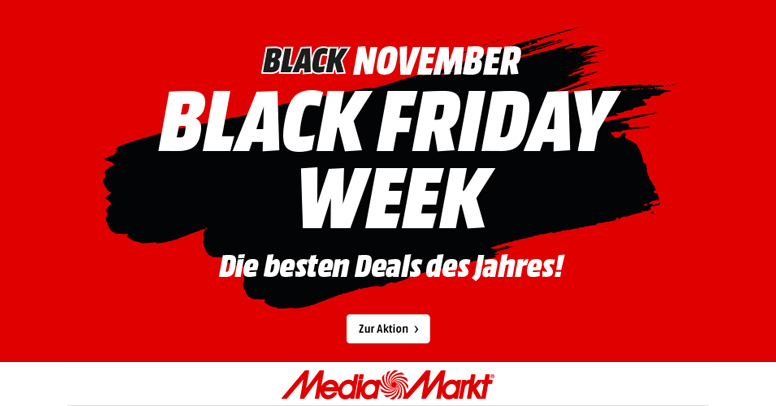 MediaMarkt Black Friday 2020