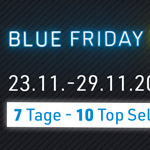 Blue Friday Week bei Mediashop – 7 Tage – 10 Top-Seller