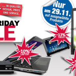 BLACK FRIDAY Sale 2013 im MEDIONshop mit bis zu 20% Rabatt