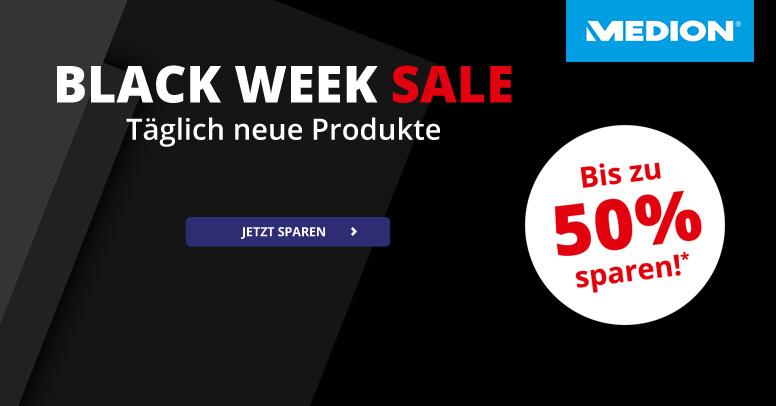 Medion Black Week 2019