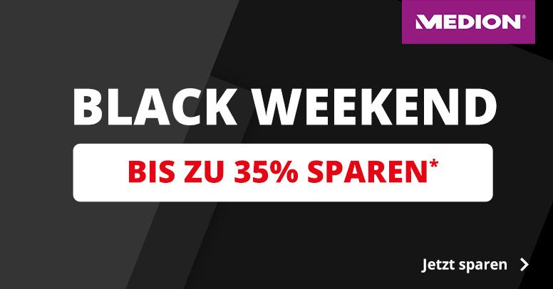 Medion Black Weekend 2020