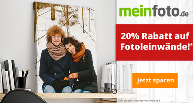 meinfoto Black Friday 2017