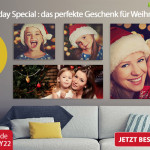 Black Friday Special bei meinfoto.de – Erhalte heute bis zu 87% Rabatt auf Fotoleinwände und mehr!