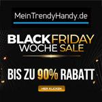 Black Week bei MeinTrendyHandy.de mit bis zu 90% Rabatt!