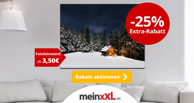 meinxxl Black Friday 2017