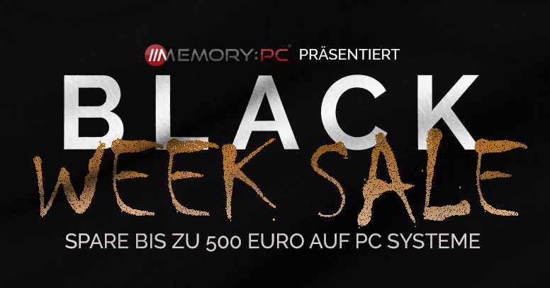Memory PC Black Friday 2020