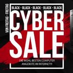 Großer Cyber Sale bei MEMORY:PC – Hole dir jetzt deinen Wunsch PC mit bis zu 20% Rabatt