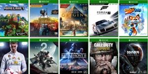 Micosoft Xbox Spiele (Disc)