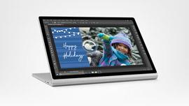 Surface Book 2 (13,5 Zoll Display / Intel Core i5 / 8GB RAM / 128GB SSD)