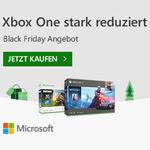 Xbox One und Xbox Games stark reduziert!