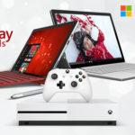 Täglich wechselnde Angebote bei den Black Friday Specials im Microsoft Store