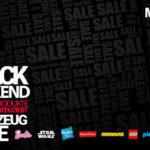 Mifus.de startet zum Black Weekend mit über 241 reduzierten Produkten ins Weihnachtsgeschäft.