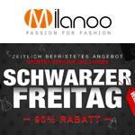 Schwarzer Freitag bei Milanoo – Größter Verkauf des Jahres mit bis zu 90% Rabatt